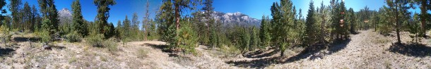 Click for Hi-res 360 photo : Lee Canyon : copyright lasvegas360.com