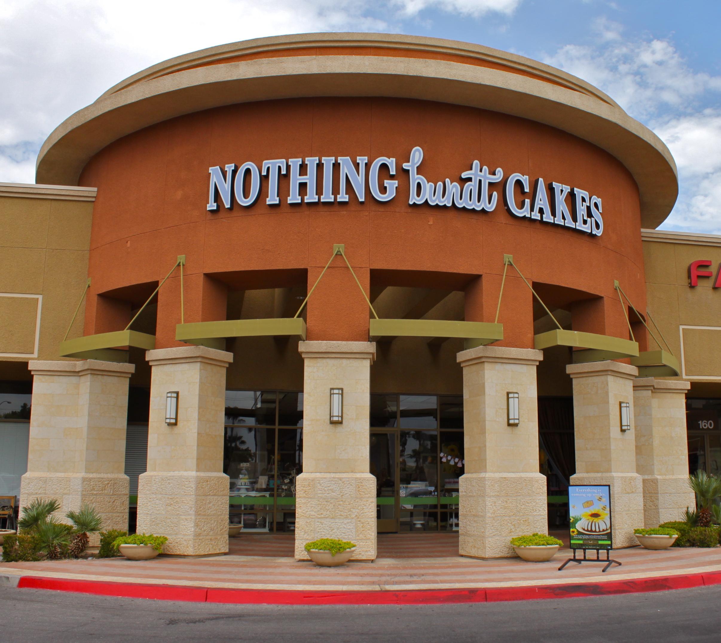 Nothing Bundt Cake San Diego Locations