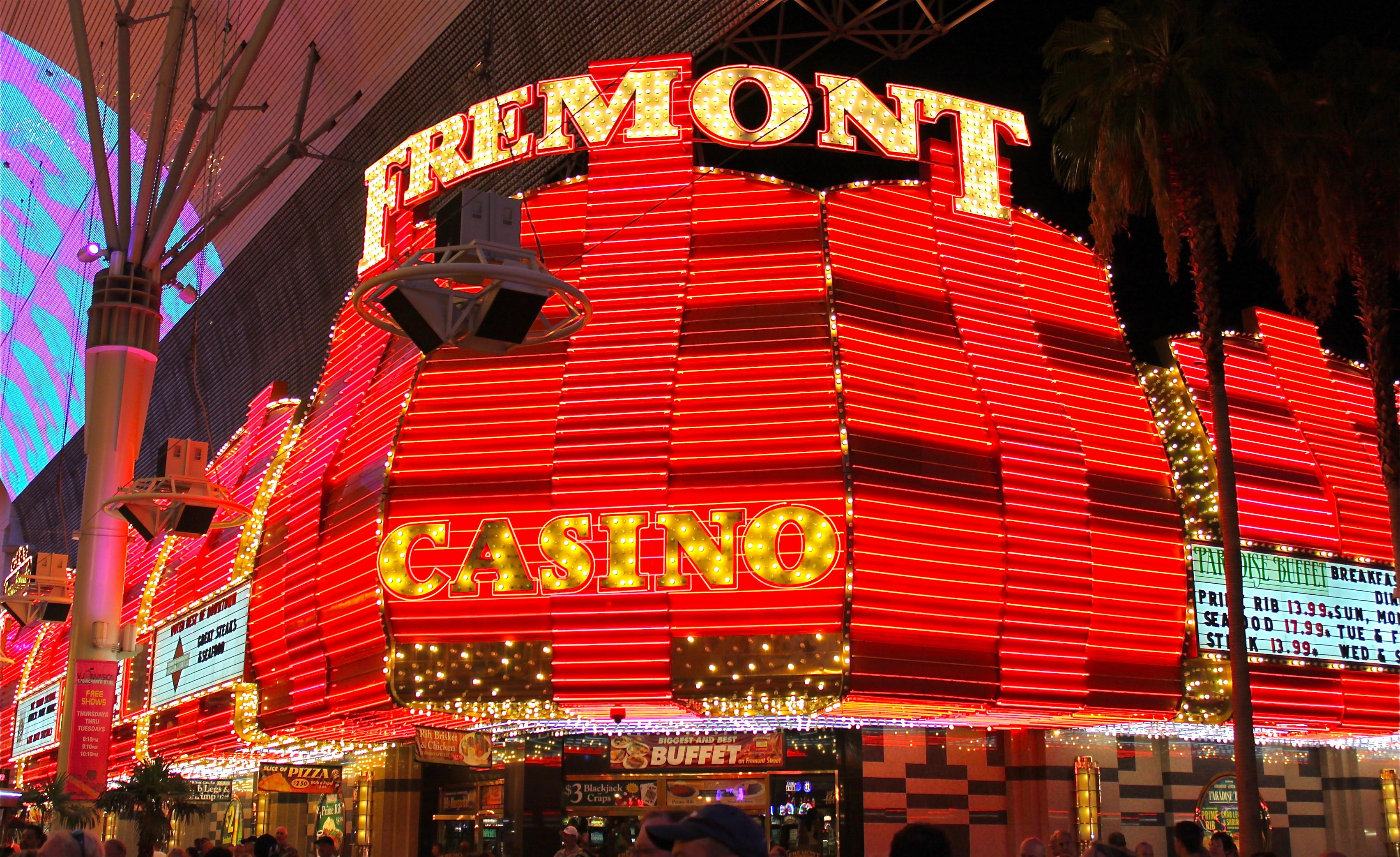 Casino in downtown las vegas salinas casino