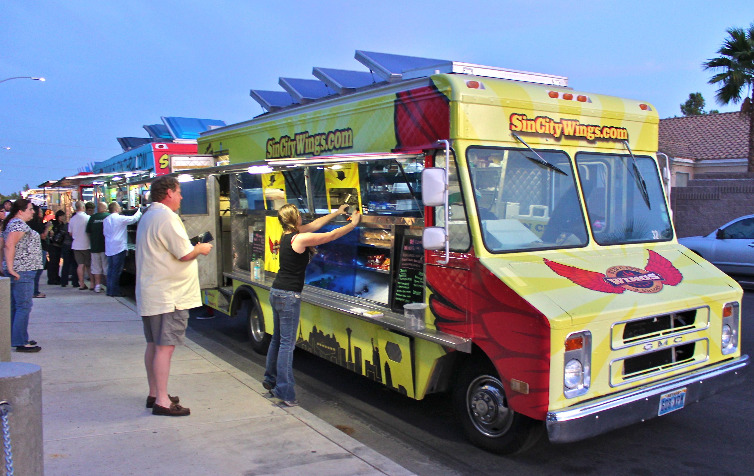 Las Vegas Bbq Food Truck