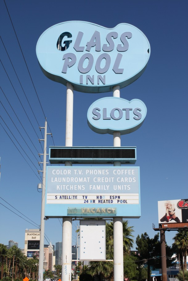 Glass Pool Inn