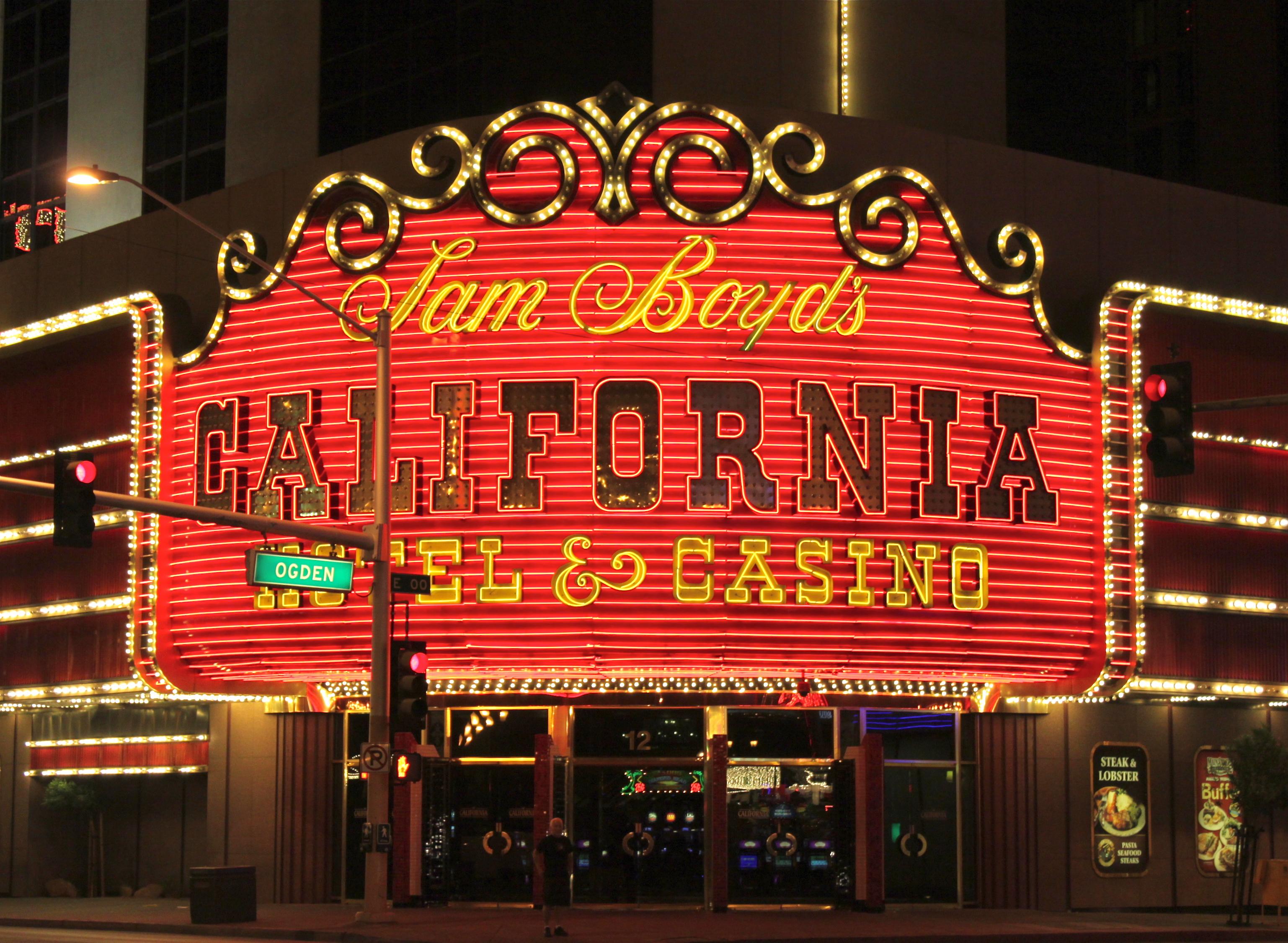 Sam boyds california hotel casino waukegan casino