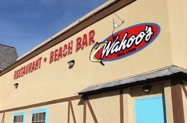 Wahoo's Fish Tacos on Sunset & Rainbow in Las Vegas, Nevada