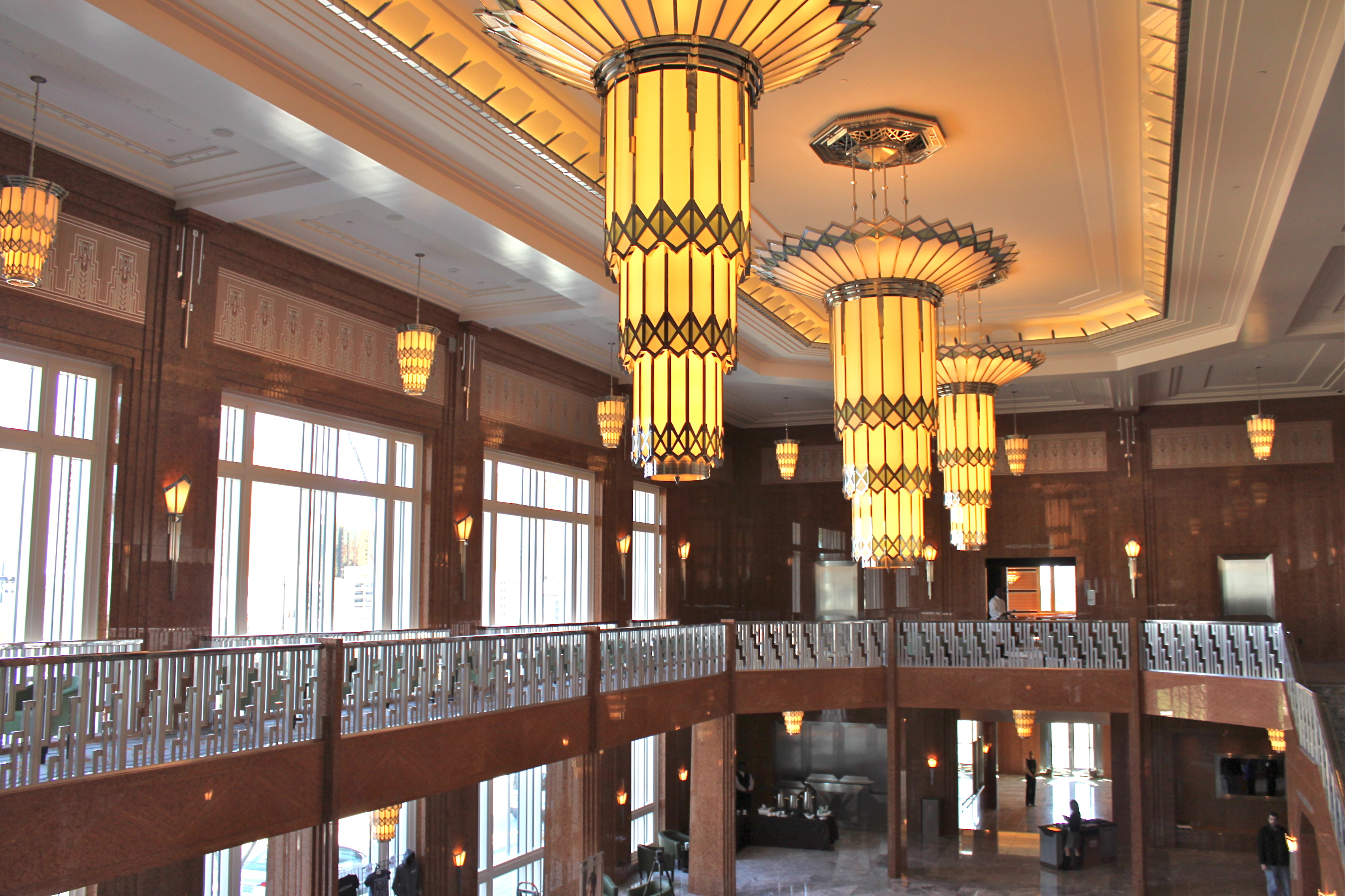 Story Foyer Forum : How to reach very tall ceiling chandelier online