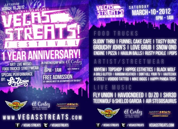 Vegas Streats March 10, 2012