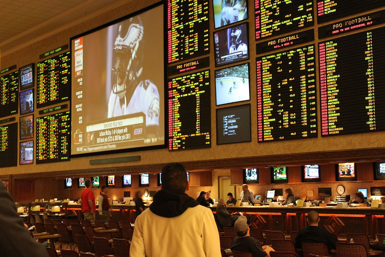 las vegas sports betting app